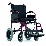 Manual wheelchair small wheel